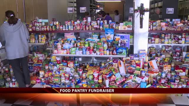Two Neillsville 7th graders Hold Food Drive-_20150508072912
