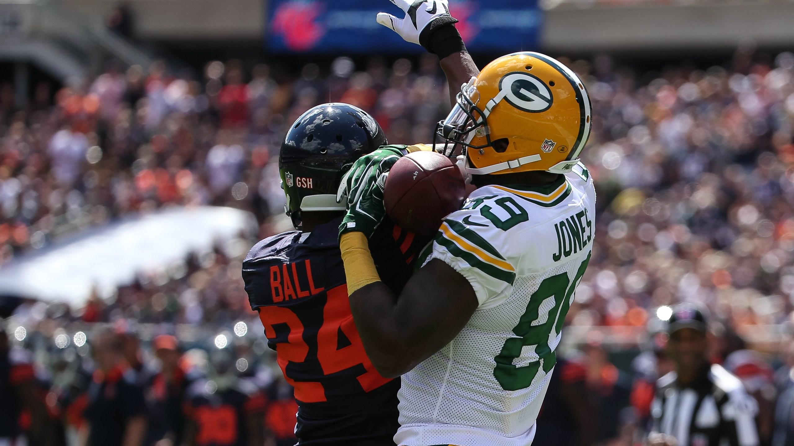 Packers vs. Bears Week 1