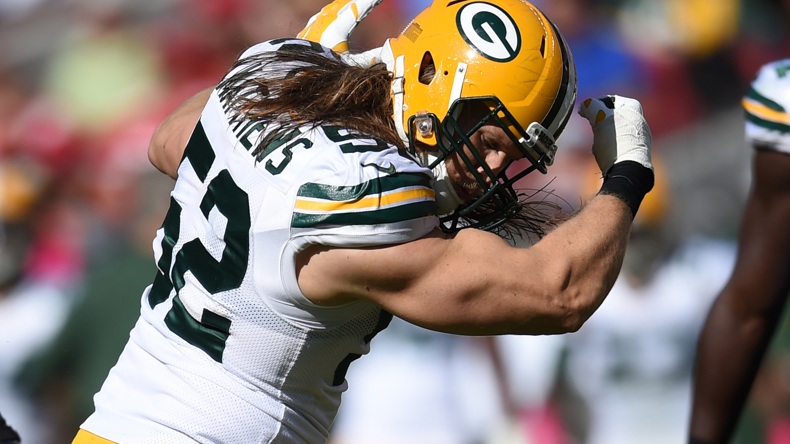 Green Bay Packers Clay Matthews-60249465
