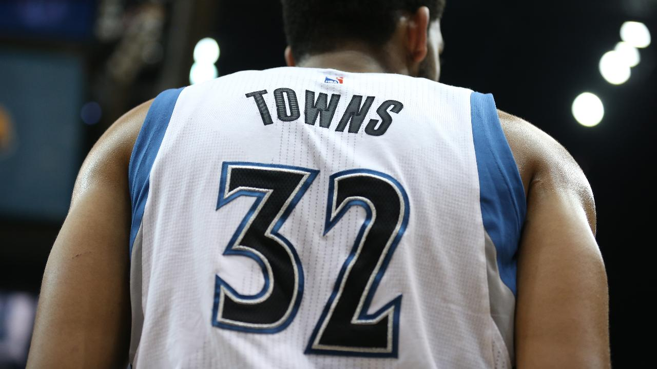 Report- Karl-Anthony Towns expected to be named Rookie of the Year_20160516020842