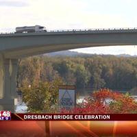 Dresbach Bridge Celebration