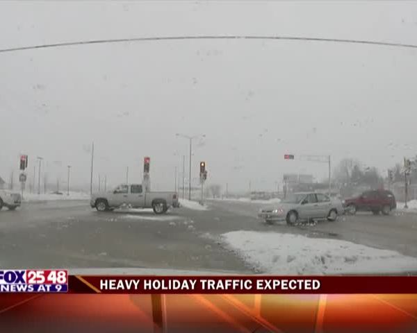 Heavy Traffic Expected For Holiday Weekend_16189765