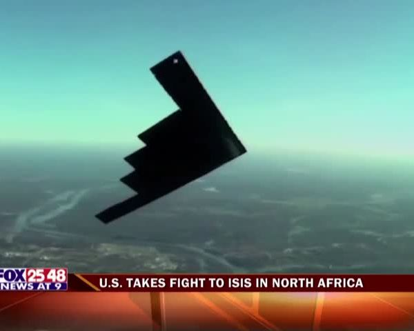 U-S- Takes Fight To ISIS In North Africa_50036437