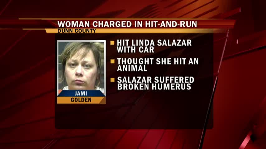Woman Charged in Hit-and-Run_48299913