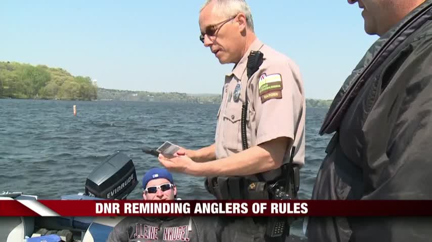 Wisconsin DNR Reminds Anglers Of Rules_37369224