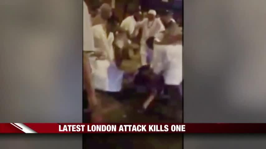 London Attack Kills One_74506240