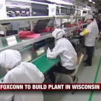 Foxconn Plant For Wisconsin_98771764
