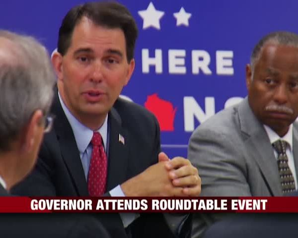 Governor Walker In Green Bay To Discuss Foxconn_23162020