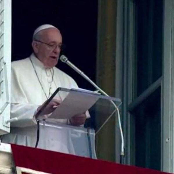 Pope Francis, screenshot of Myanmar pre-trip video_1511721837052-159532.jpg59646577