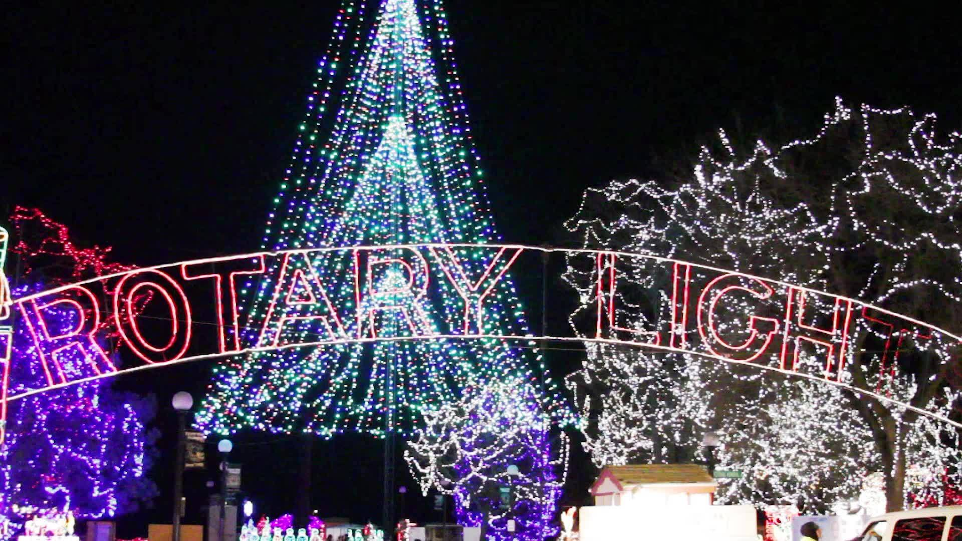 Bright Nights at Rotary Lights