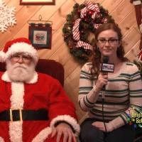 Rotary Lights Santa