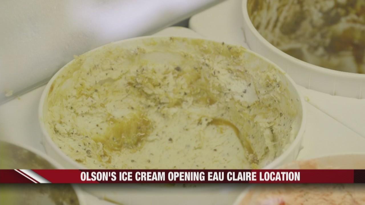 Olson U0026 39 S Ice Cream Opening Eau Claire Location