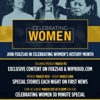FOX2548 MARCH WOMEN'S HISTORY