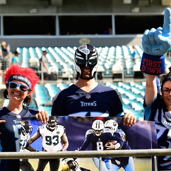 Titans fans