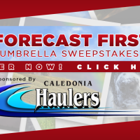 Forecast First Umbrella Sweepstakes 30