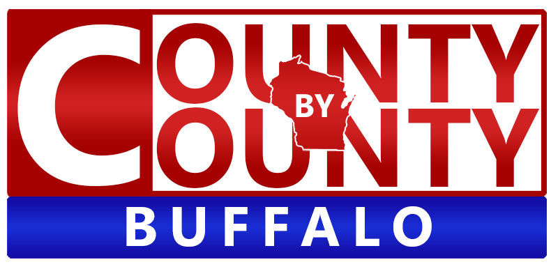 County by County Buffalo Logo