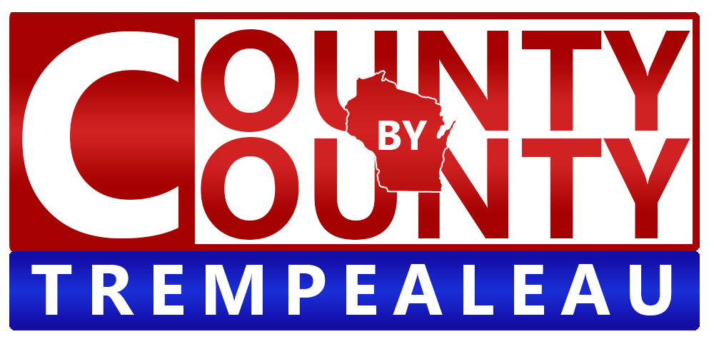 County by County Trempealeau Logo