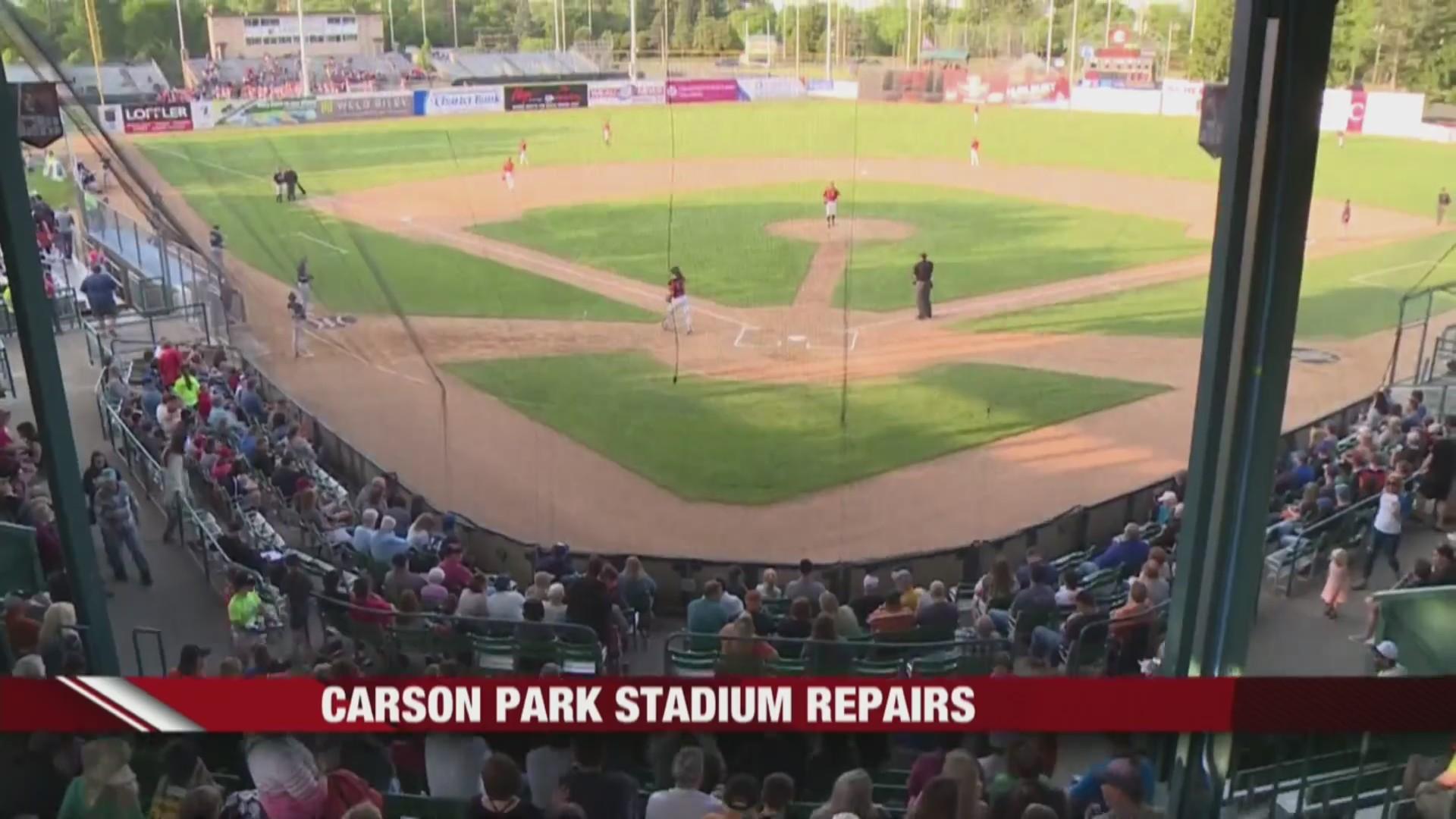 Carson Park Renovations