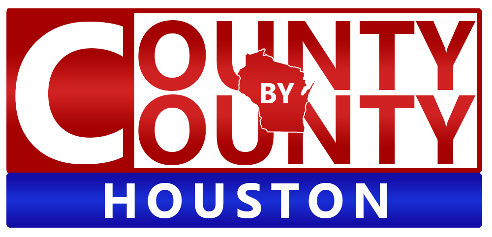 County by County Houston Logo
