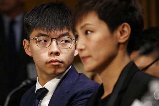 Joshua Wong, Denise Ho