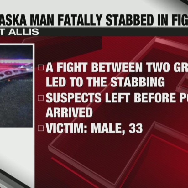 Onalaska man fatally stabbed