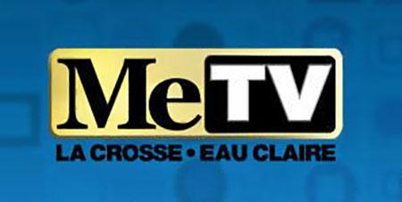 MeTV Logo blue