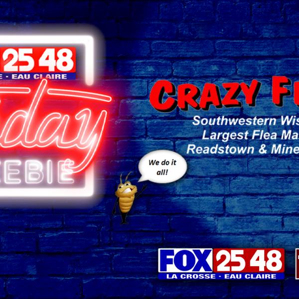 Friday Freebie Crazy Franks