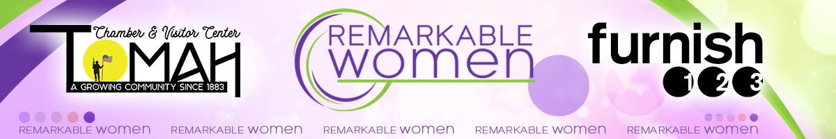 Remarkable Women Header