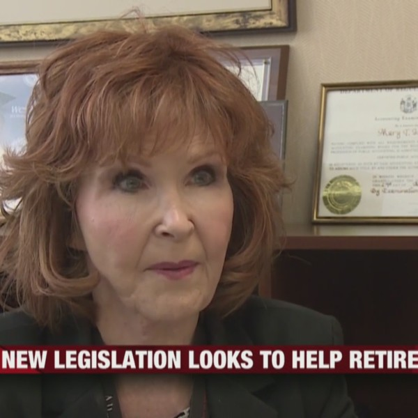 SECURE Act makes small revisions to retirement savings law to help retirees