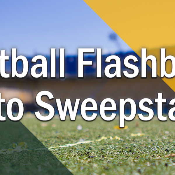 Football Flashback Photo Sweepstakes