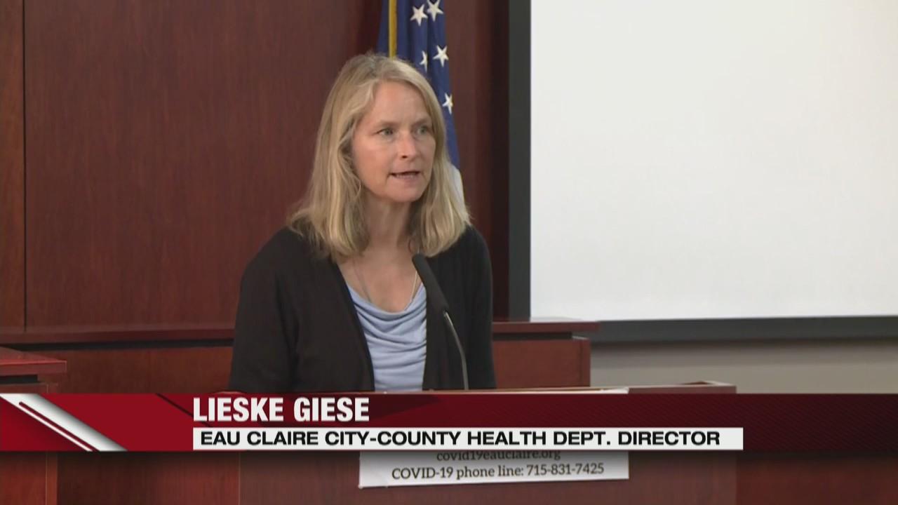 Coronavirus in Wisconsin State, La Crosse, Eau Claire update 7.27.20