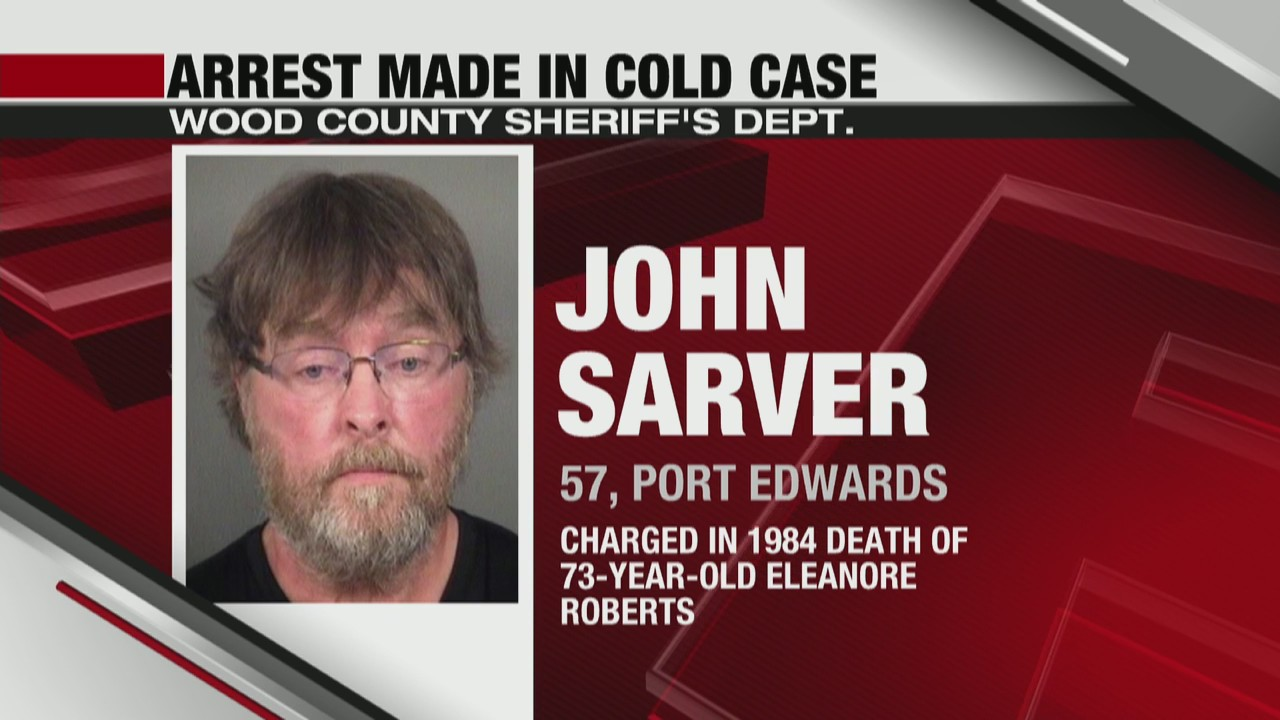 Wood County Man charged with first-degree murder from 1984