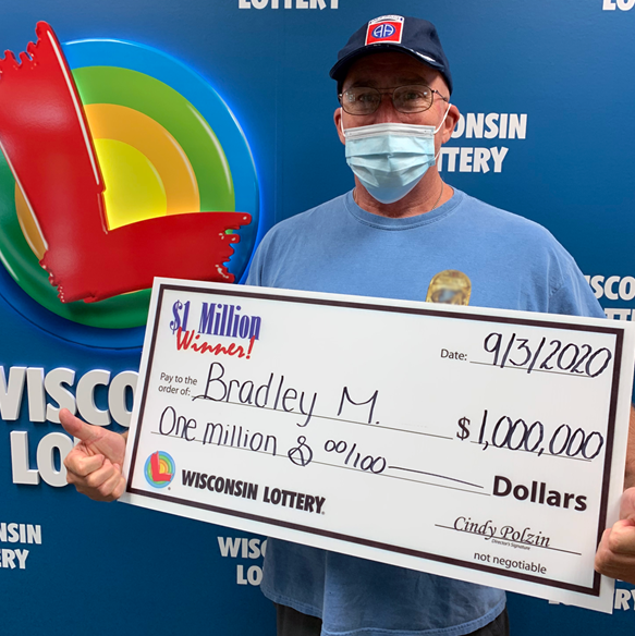 Hayward man wins 1million from scratch ticket