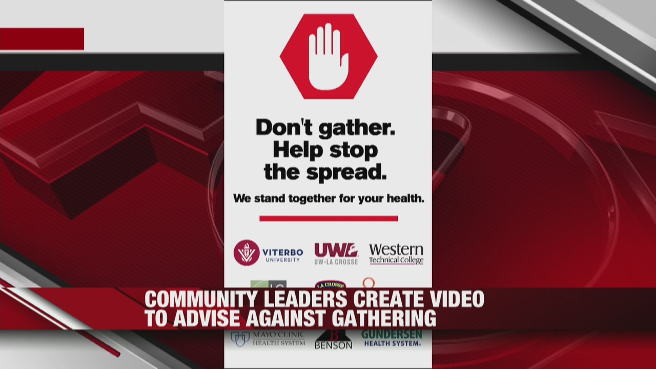 La Crosse community leaders create video to advise against Oktoberfest gatherings