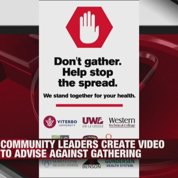La Crosse community leaders create video to advise against Oktoberfest gatherings