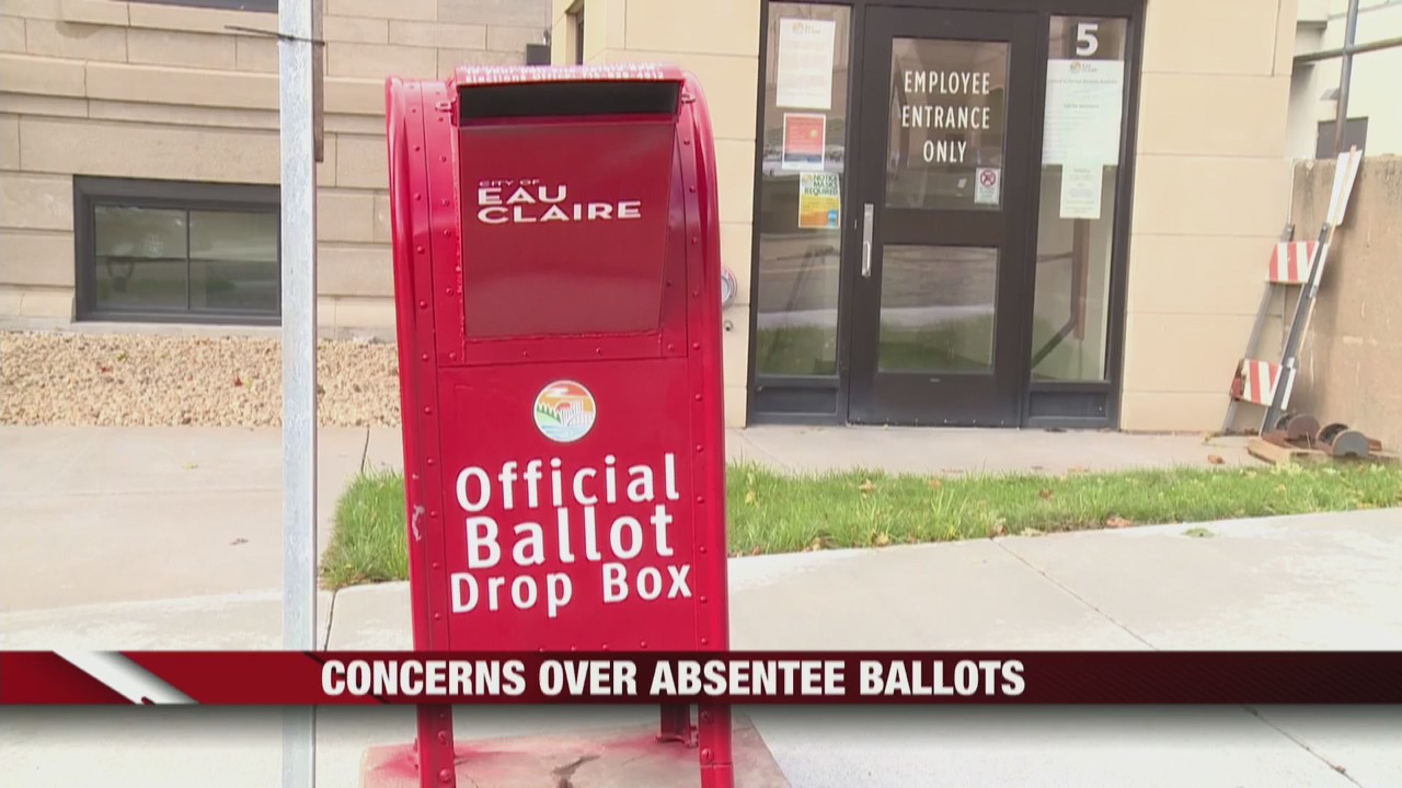 Major concerns over absentee ballots