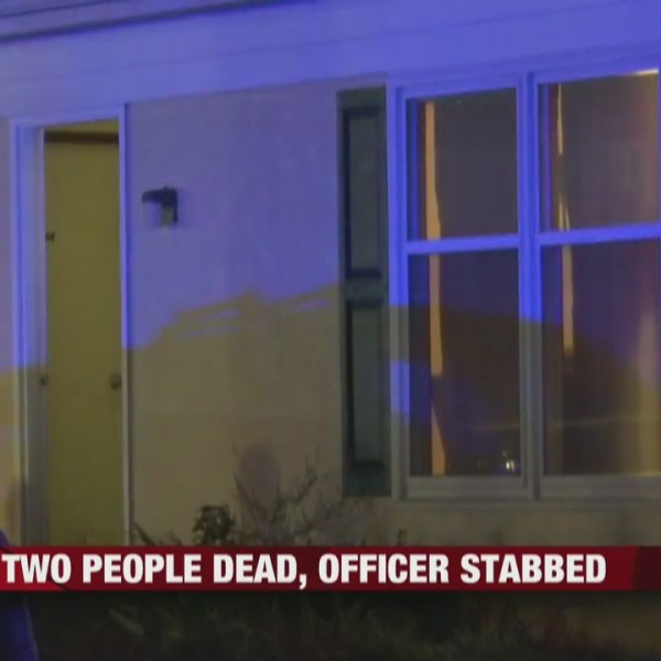 Two people dead and office stabbed in Green Bay