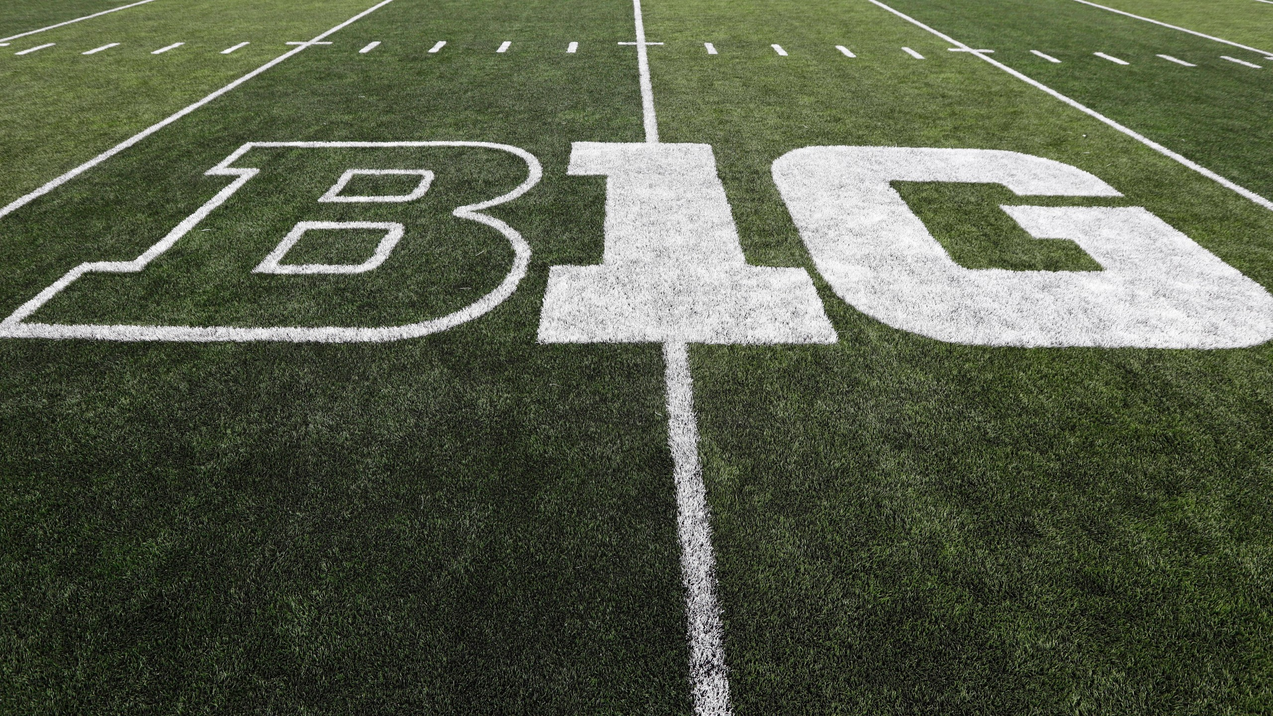 Virus Outbreak Big Ten Football