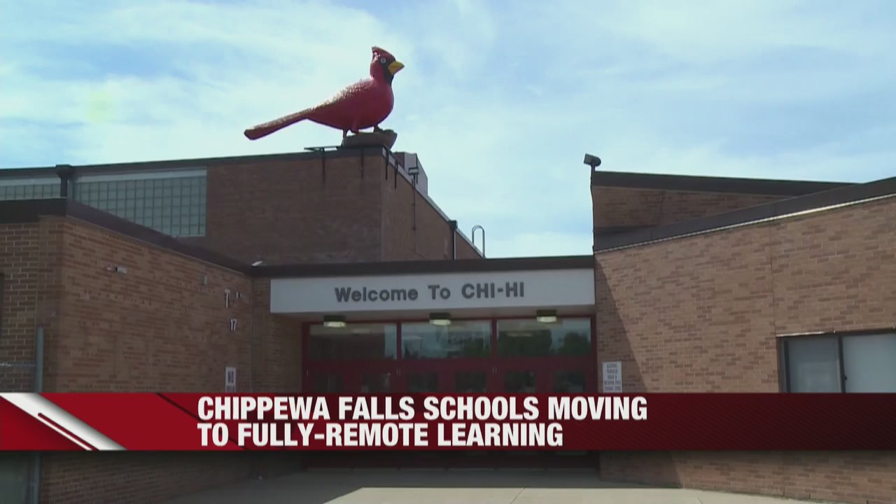 Chippewa Falls School District moving to full-remote learning