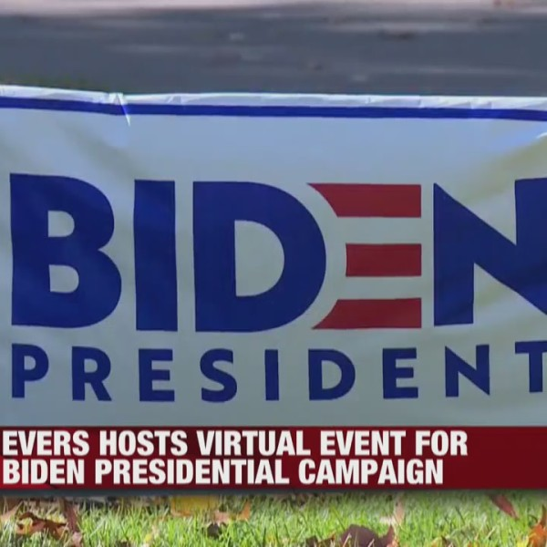 Gov. Evers hosts virtual event for Biden Presidential Campaign