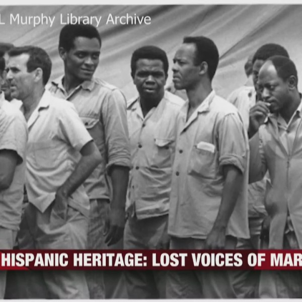 Hispanic Heritage Lost Voices of Mariel