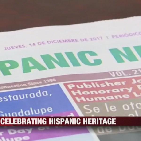 Hispanic Heritage Month Communicating through weekly bilingual newspaper