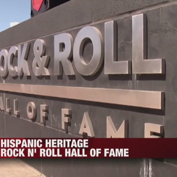 Hispanic Heritage Rock N' Roll Hall of Fame