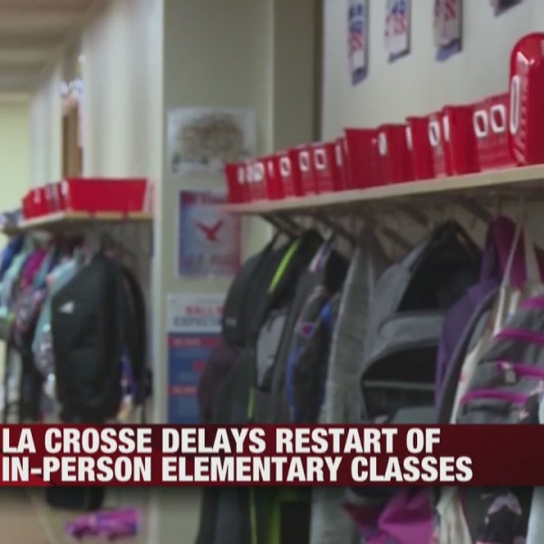 La Crosse School District delays restart of in-person elementary classes