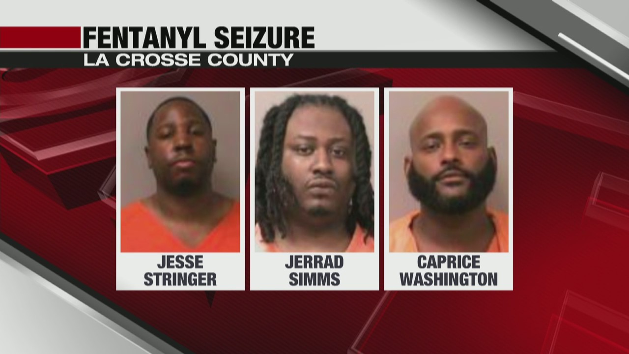 Largest fentanyl seizure in La Crosse County
