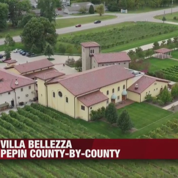 Pepin County - Villa Bellezza, a slice of Italian winery