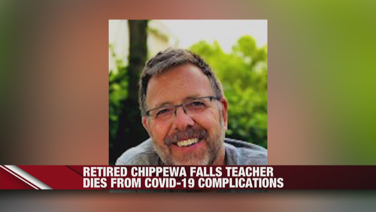 Retired Chippewa Falls teacher dies from COVID-19 complications