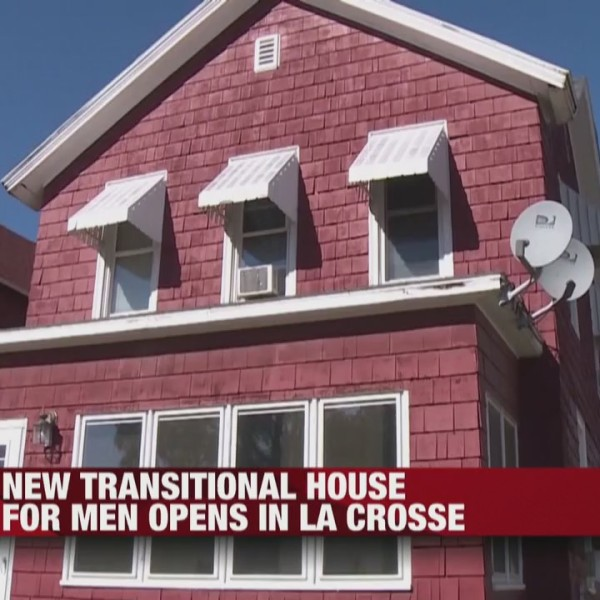 Transitional House for men opens in La Crosse