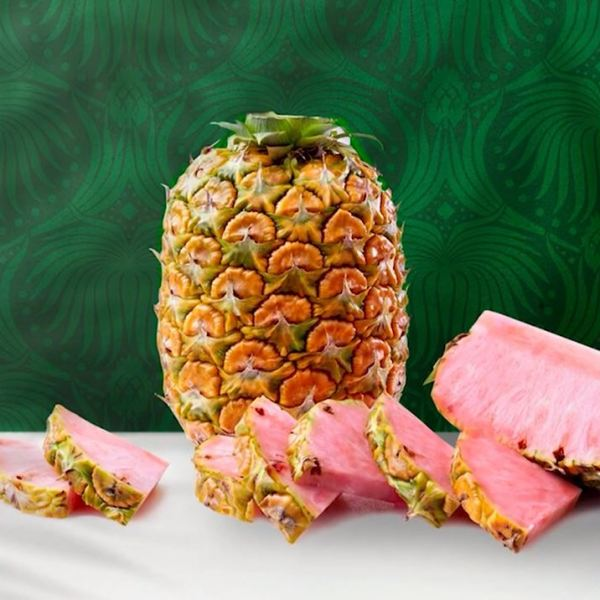 Pineapple Goes Pink!