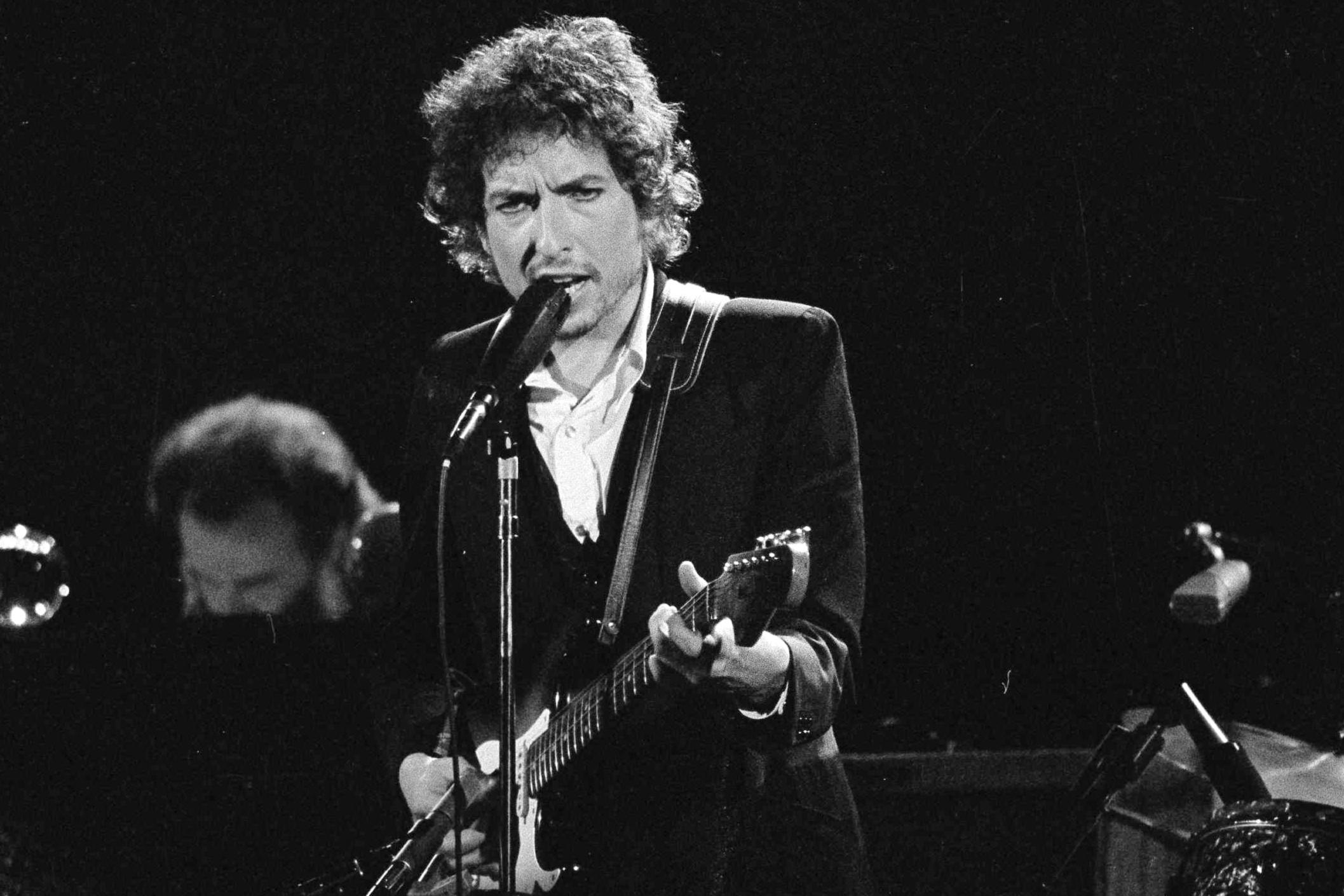Bob Dylan, Robert Zimmerman, Robbie Robertson, Garth Hudson